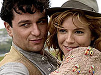 Matthew Rhys and Sienna Miller