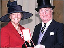 Sir Nicholas and Ann Winterton