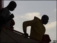 Inmigrantes ilegales en España