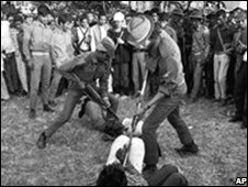 Violence in 1971 Bangladesh war of independence