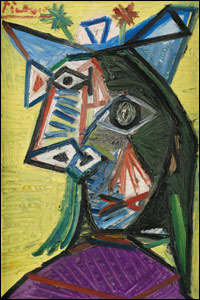Donna Maar by Pablo Picasso