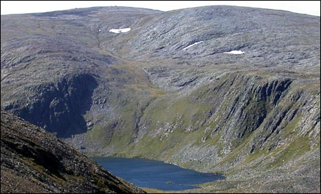 Cairngorms (Pic: Dr David Long, Bryology Section Royal Botanic Garden Edinburgh)