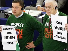 Euro sceptic MEPs 