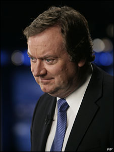 Tim Russert (File Picture)