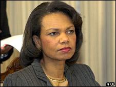 Condoleezza Rice (file image)