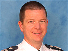 Chief Constable Alex Marshall