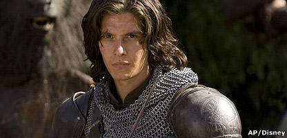 Ben Barnes as Prince Caspian