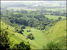 Devil's Kneading Trough [pic: Kent Downs AONB Unit]