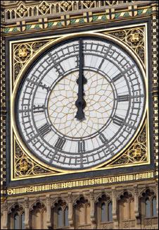 Big Ben. Image: BBC