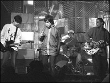 Stone Roses on Top of the Pops