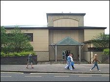 Airdrie Sheriff Court (Pic: Crown Copyright)