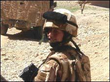 Corporal Sarah Bryant