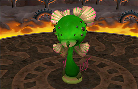 Spore Creature Creator screengrab