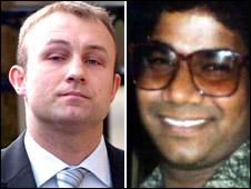 Michael Ross and Shamsuddin Mahmood