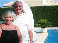 Allan and Audrey Sinclair