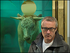 Damien Hirst. Photo: Prudence Cumming