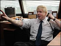 Boris Johnson  Image c/o PA