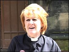 Rev Freda Evans