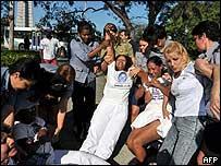 Arresto de las Damas de Blanco