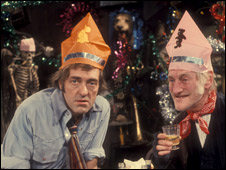 Harold and Albert Steptoe
