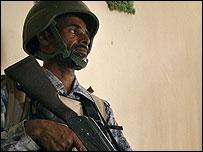 جندي عراقي في العمارة