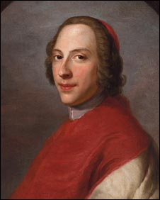 Image of the Cardinal York (Copyright Philip Mould Ltd)