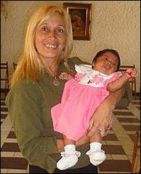 Activista anti-aborto Marta Grego de Vaeza.