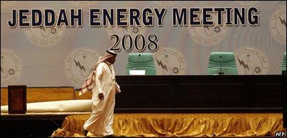 Preparativos de la reunión de Yeddah