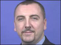 Visa's Brian Geary