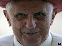 بابا الفاتيكان بندكتوس السادس عشر