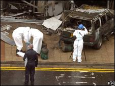 Glasgow Airport attack