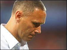 Netherlands coach Marco van Basten