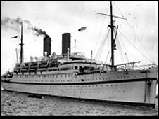 MV Empire Windrush