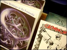 Sci-fi books by Pendragon Press