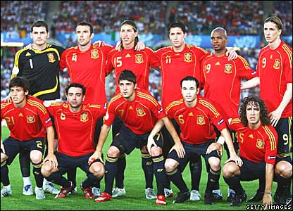 Spanish national team