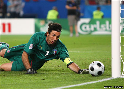Buffon, Italy