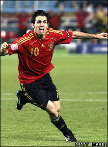 Fabregas, Spain