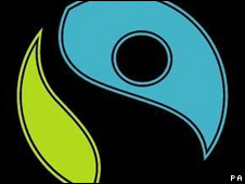 Fairtrade logo (PA)