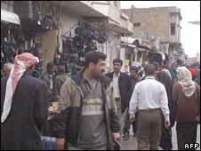Iraqi Kurds (file photo)