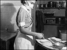 Nurses at work. Pic courtesy of Winchester and Eastleigh Healthcare Trust