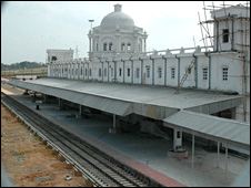 Agartala station