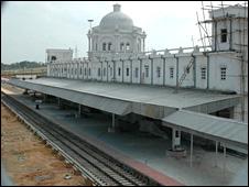 Agartala station