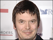 Ian Rankin tops library lending list