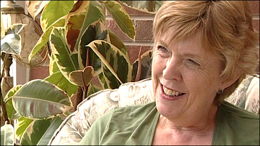 'The NHS and I have grown up together' - _44773851_susan_banks_512_288_bbc