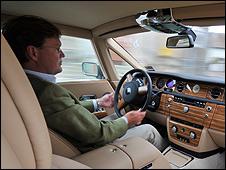 Rolls-Royce Phantom Coupe, interior