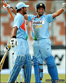 India one-day captain Mahendra Dhoni and Suresh Raina
