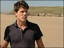 Seth Lakeman at Perranporth