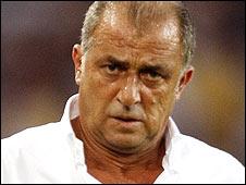 Turkey coach Fatih Terim