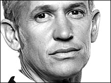 BBC football presenter Gary Lineker