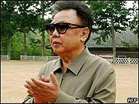 Líder máximo norcoreano, Kim Jong-il